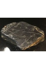 Stone 27lb Portoro Marble 8x6x6 #391006