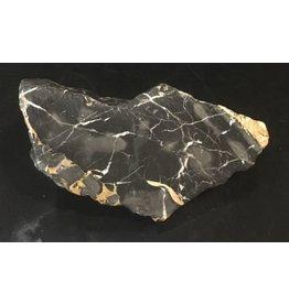 Stone 5lb Portoro Marble 8x4x4 #391004