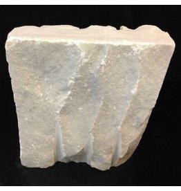 Mother Nature Stone 52lb Carrara Bianco blue/gray 12x12x5 #341022