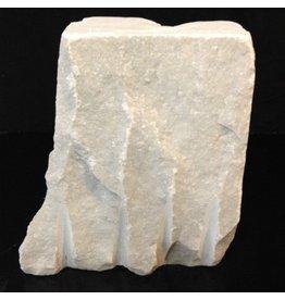 Stone 50lb Carrara Bianco blue/gray 12x9x6 #341021