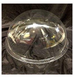 "Plexiglass Dome Clear 20"" Dia 1/8"" Thick"