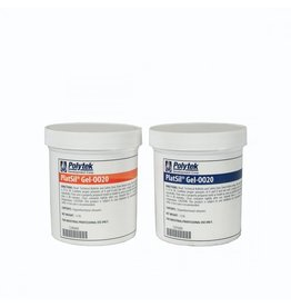 Polytek Development PlatSil Gel 0020 Trial (2lb)