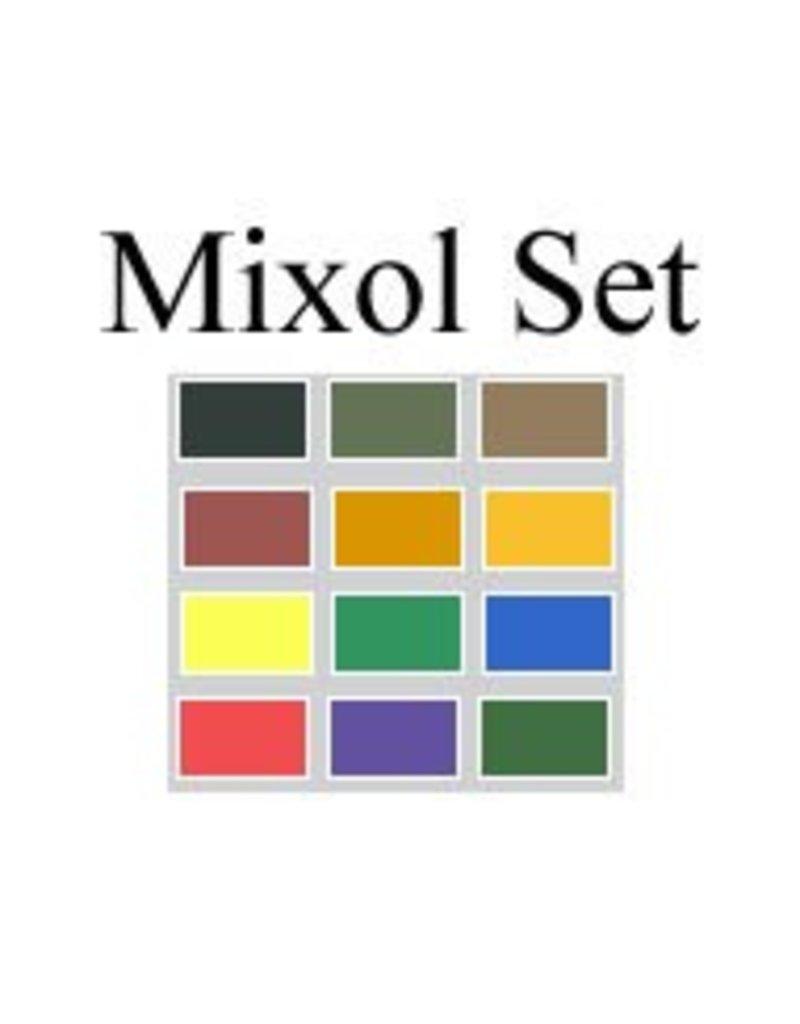 Mixol Mixol Set  #01-12 200ml