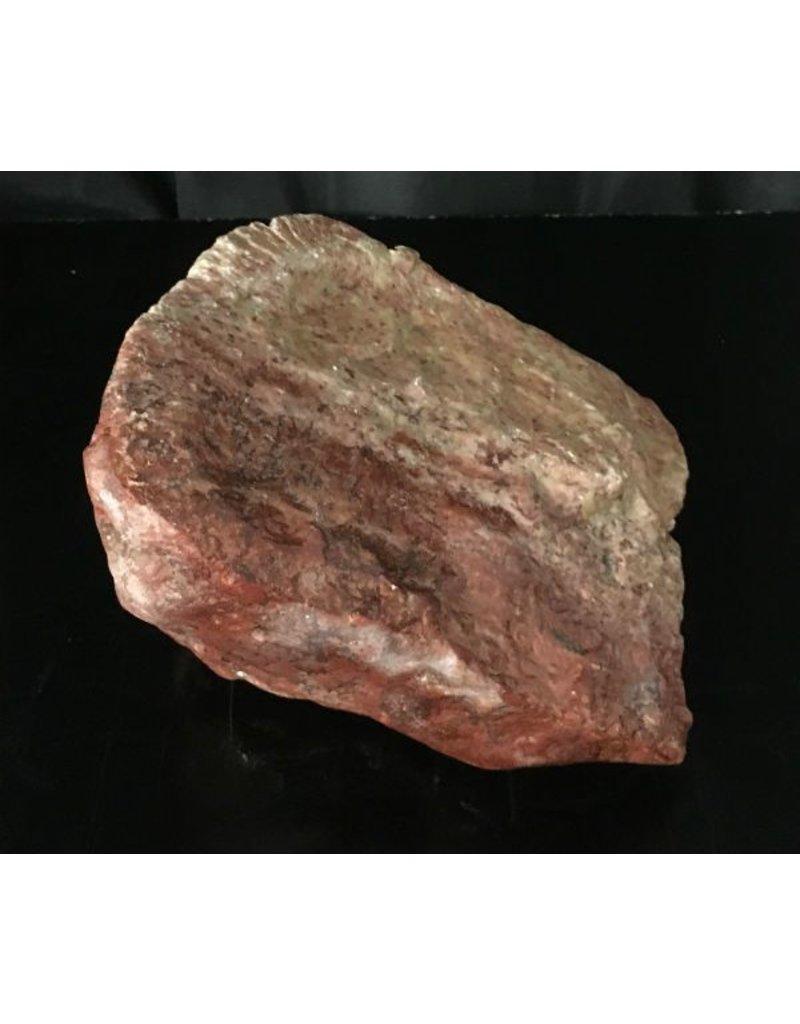 Stone 13lb Gala Red Soapstone 8x6x5 #031033