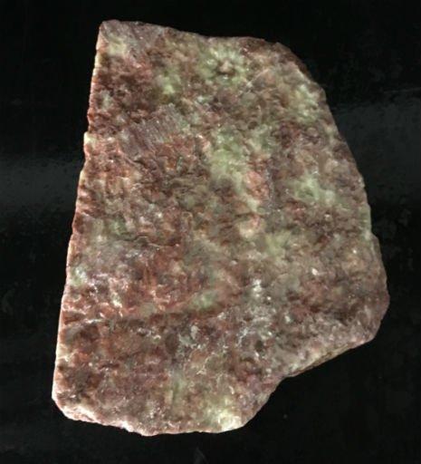 Stone 4lb Gala Red Soapstone 7x5x2 #031037