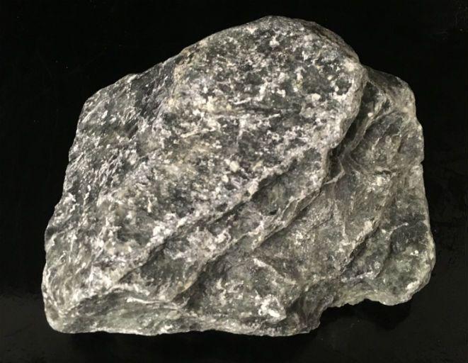 Stone 32lb Indian Grey/Green Soapstone 11x9x4 #011016