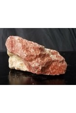 Stone 8lb Gala Red Soapstone 7x6x3 #031034