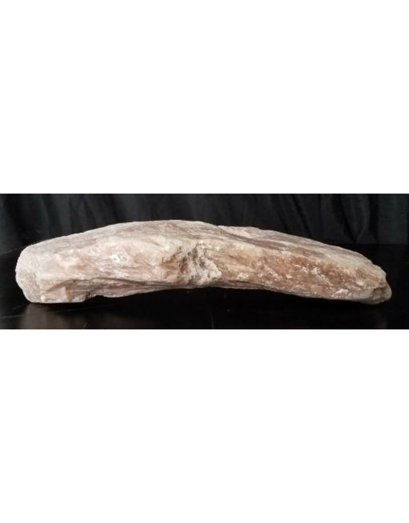 Mother Nature Stone 10lb Pink Soapstone 14x5x2 #051013