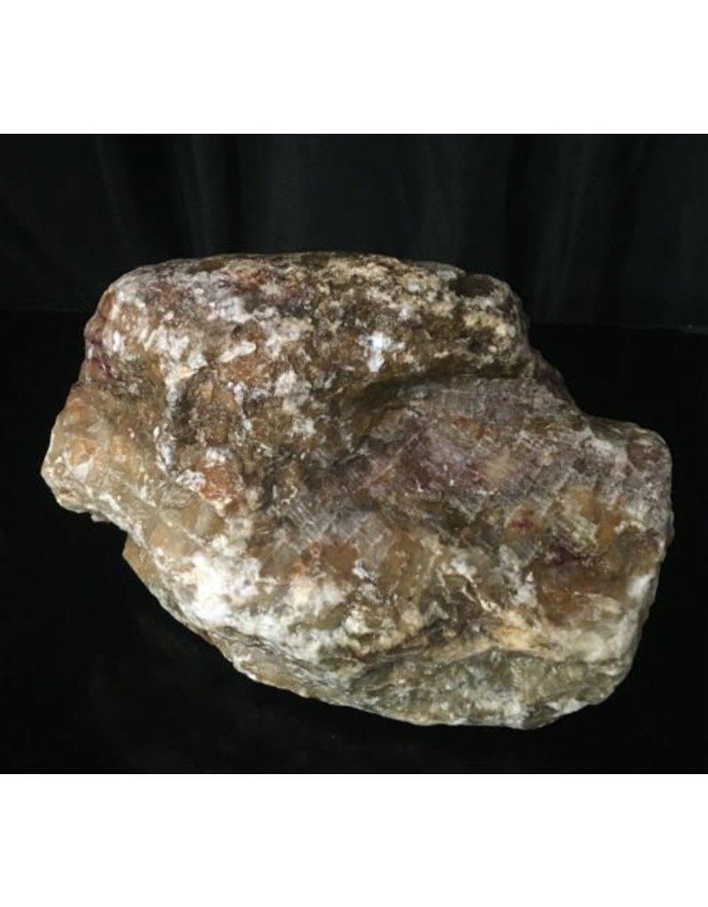 Stone 12lb New Gold Alabaster 11x6x4 #291057