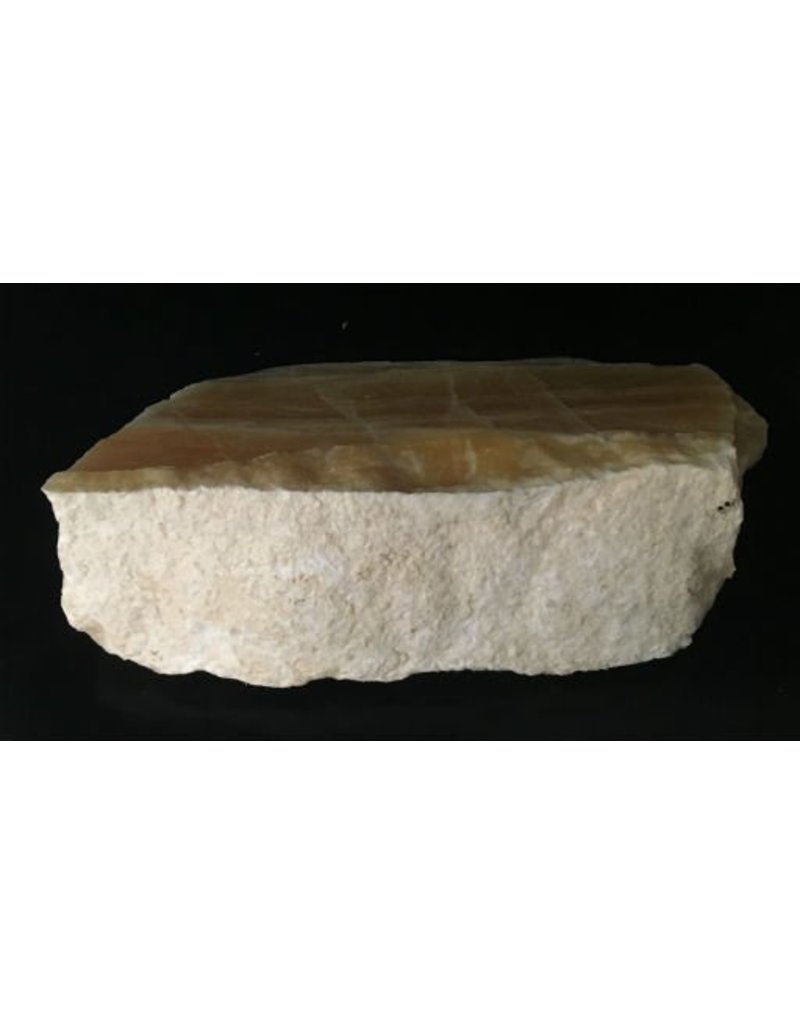 Mother Nature Stone 45lb Honeycomb Calcite 17x10x5 #371011