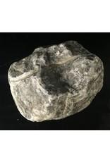 Mother Nature Stone 37lb Mario's Italian Bardiglio Alabaster 11x10x6 #554440