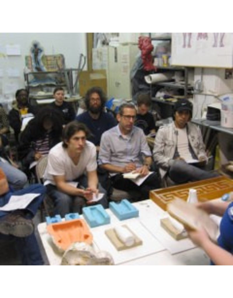 TCS Classes 1129 Resin Rubber Overview Mold Making- Nov 29, 2017