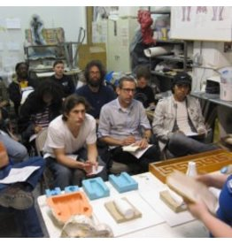 TCS Classes 0927 Resin Rubber Overview Mold Making- Sept 27, 2017