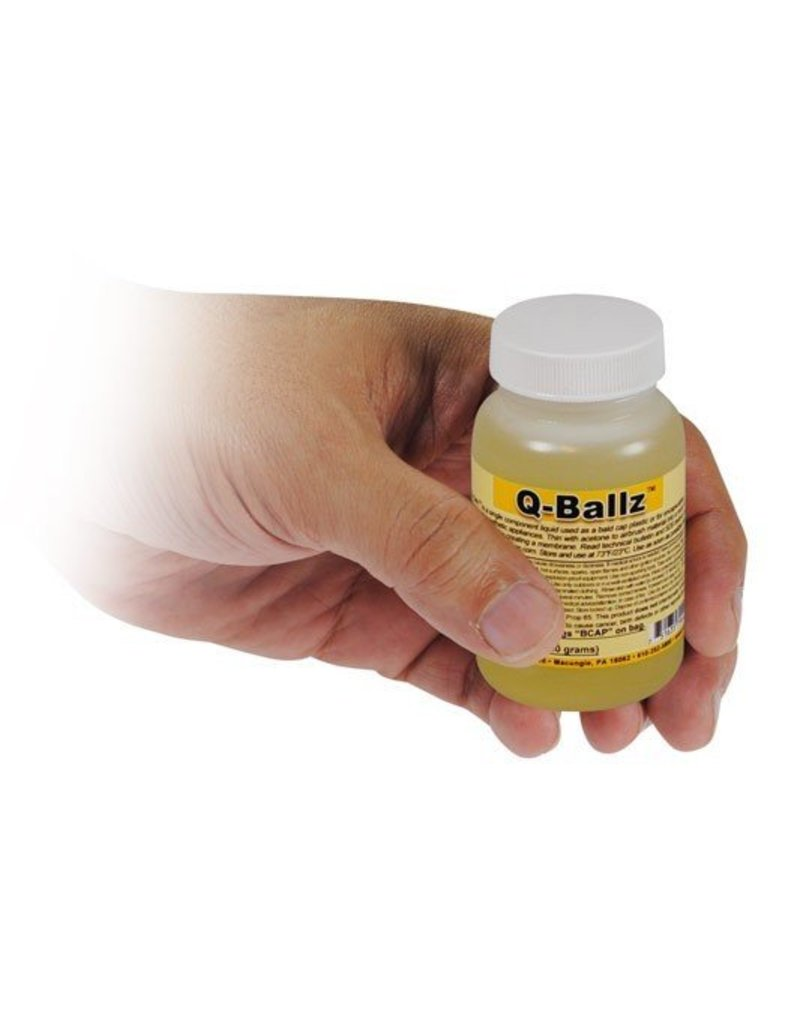 Smooth-On Q-Ballz™ 4oz Bald Cap Plastic