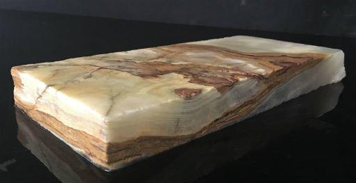 Stone 4lb Pakistani Onyx 9x4x1 #521045