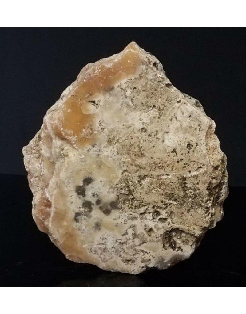 Stone 5lb Butterscotch Onyx 8x7x1 #521049