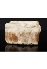 Mother Nature Stone 2lb Brown Calcite 3x3x2 #371015