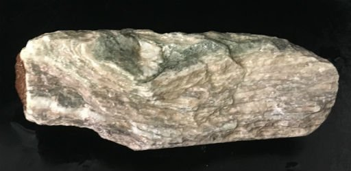 Stone 4lb Canadian Grey Marble 8x3x2 #885101
