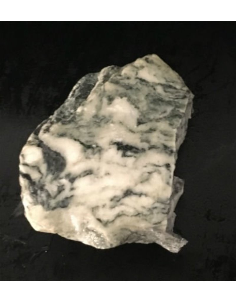 Mother Nature Stone 2lb Canadian Green Marble 5x4x1 #885102