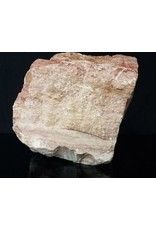 Mother Nature Stone 108lb Red Raspberry Alabaster 12x11x11 #161061