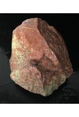 Stone 11lb Gala Red Soapstone 7x5x4 #031046