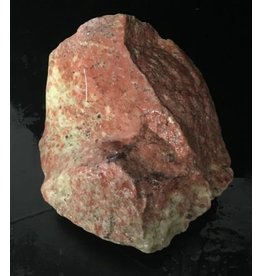 Mother Nature Stone 11lb Gala Red Soapstone 7x5x4 #031046