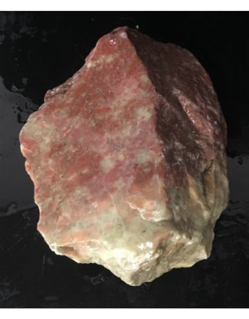 Mother Nature Stone 7lb Gala Red Soapstone 7x4x3 #031045