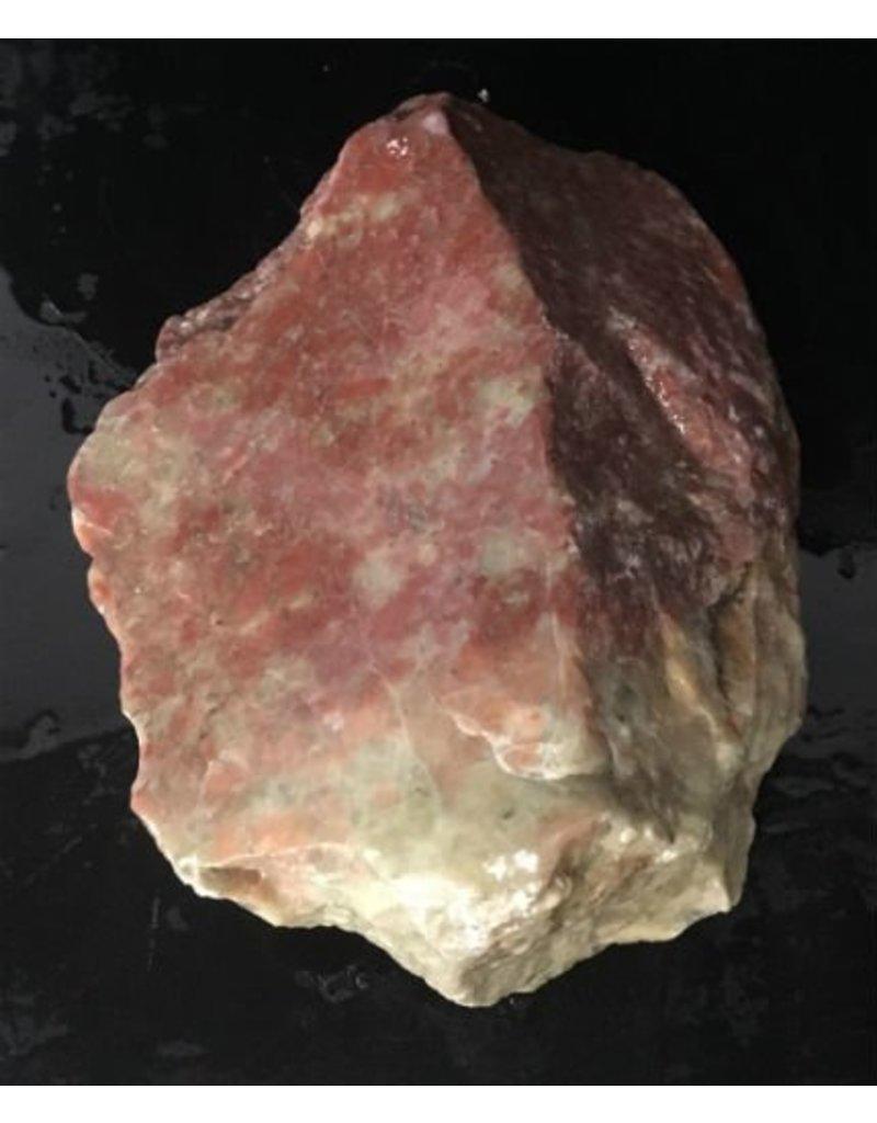 Stone 7lb Gala Red Soapstone 7x4x3 #031045