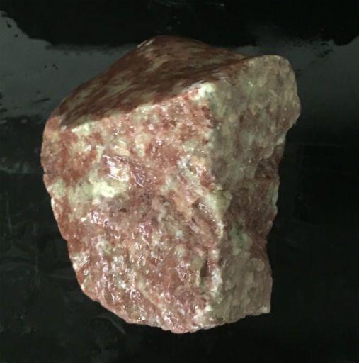 Stone 5lb Gala Red Soapstone 5x3x3 #031044