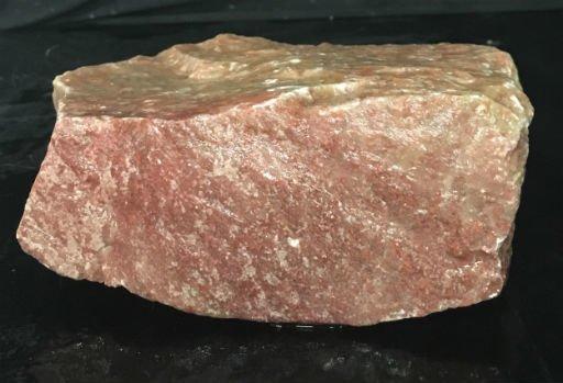 Stone 7lb Gala Red Soapstone 7x6x2 #031042