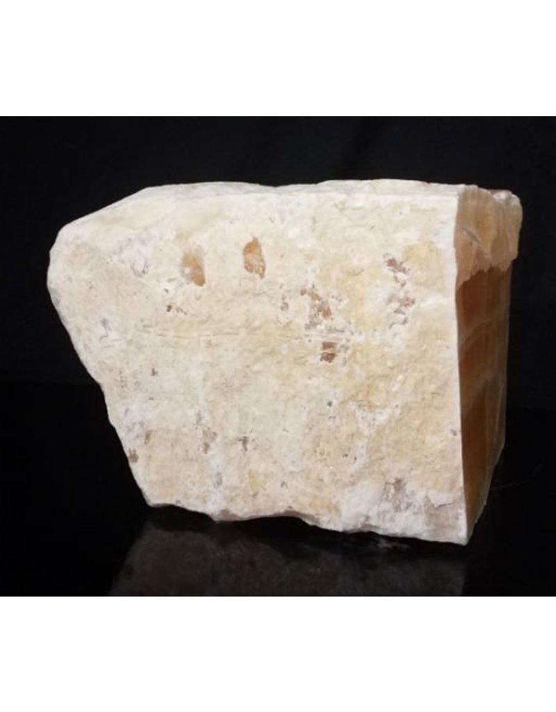 Stone 106lb Honeycomb Calcite 14x12x10 #371018