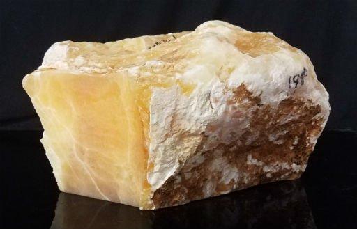 Stone 64lb Honeycomb Calcite 13x9x8 #371017