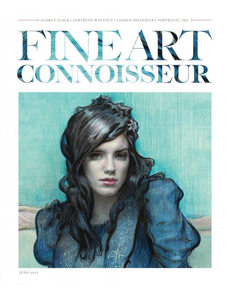 Fine Art Connoisseur Magazine June 2017
