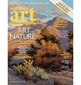 PleinAir Southwest Art Magazine June 2017