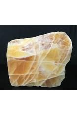 Mother Nature Stone 84lb Honeycomb Calcite 12x11x7 #371024
