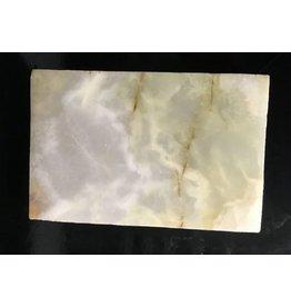 Stone 4lb Pakistani Onyx 7x5x1 #521050