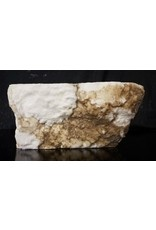 Mother Nature Stone 77lb Tirafsci's White Opaque Slab 14x13x6 #111054