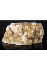 Mother Nature Stone 86lb Tirafsci's White Opaque Slab 18x16x6 #111059