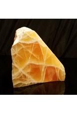 Stone 19lb Honeycomb Calcite 7x7x6 #371030