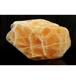 Mother Nature Stone 47lb Honeycomb Calcite 14x9x5 #371028
