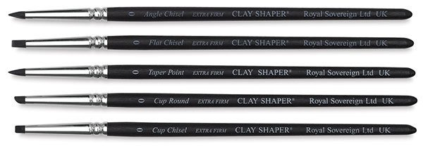 Clay Shaper Black Clayshaper Kit #0