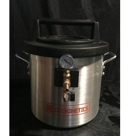 2 Gallon Vacuum Chamber Only (Requires Vacuum Pump)