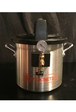 1 1/4 Gallon Vacuum Chamber Only (Requires Vacuum Pump)