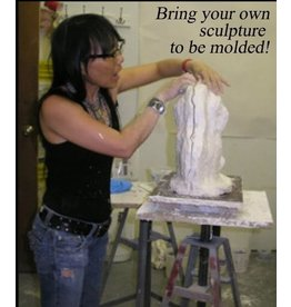 TCS Classes 0911 Mold-Making Hands-On Intensive Workshop September 11-15, 2017