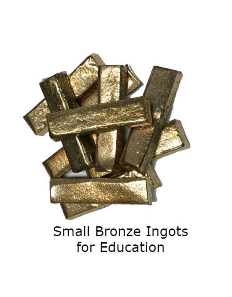 Small Bronze Ingots (10pc)