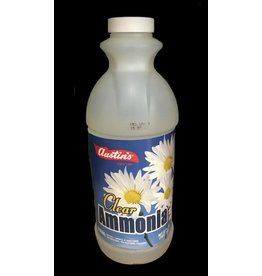 Clear Ammonia Quart