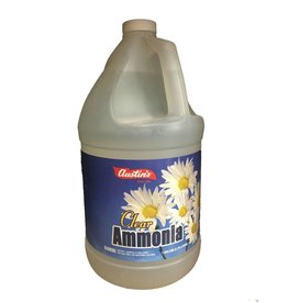 Clear Ammonia Gallon
