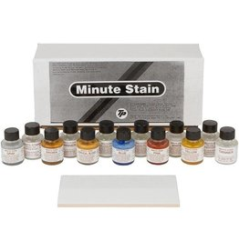 Minute Stain Dental Acrylic 7 color Kit 1/2oz