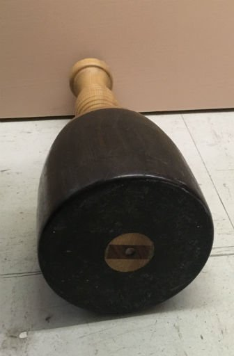 Lignum Vitae Mallet Extra Large (2.05lb)