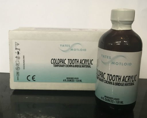Dental Acrylic Monomer 4oz